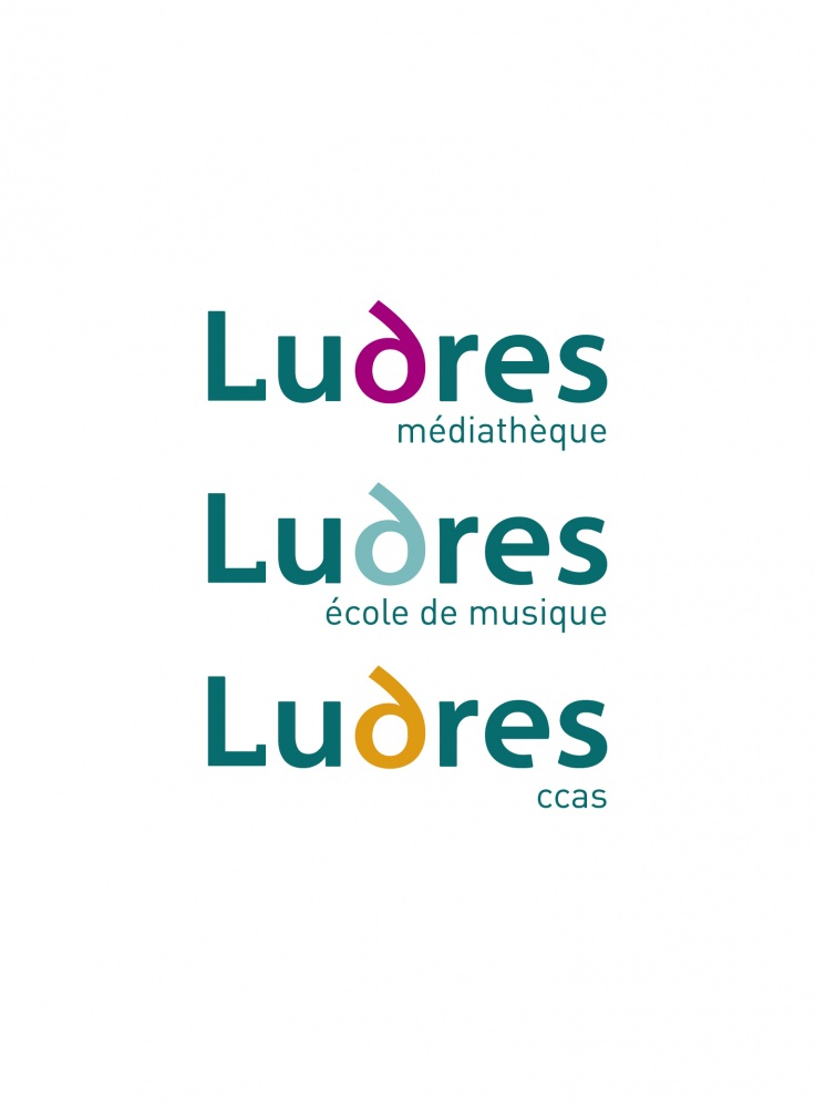 3 déclinaisons du logotype